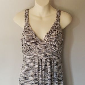 Cable & Gauge Maxi T-Shirt like Dress Small S